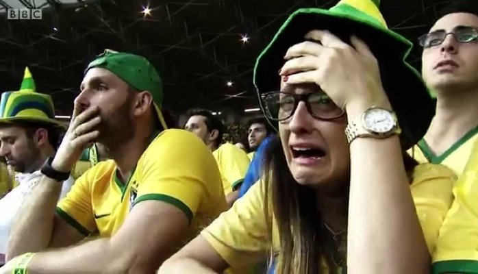 Brasil defeat