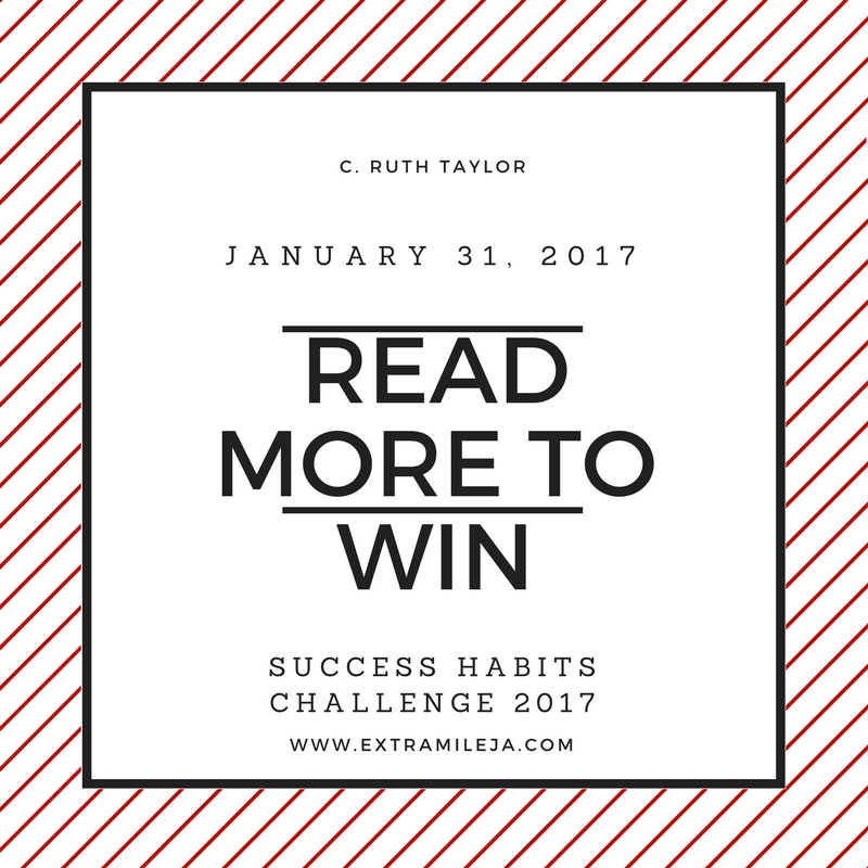 READ MORE TO WIN: Adopt the Super-Habit of All Ultra Successful Persons