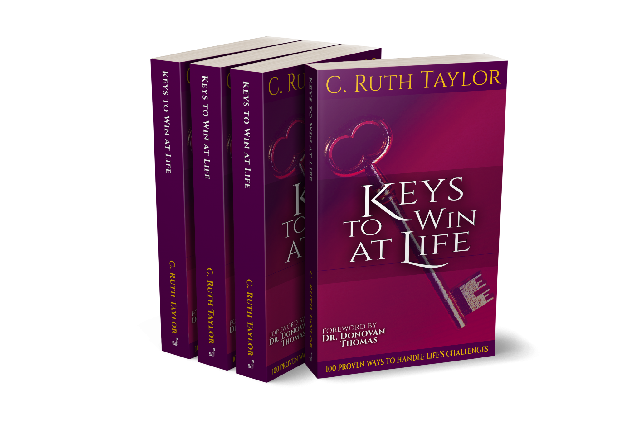 "The Story Behind the Book: ""Keys to Win at Life"""