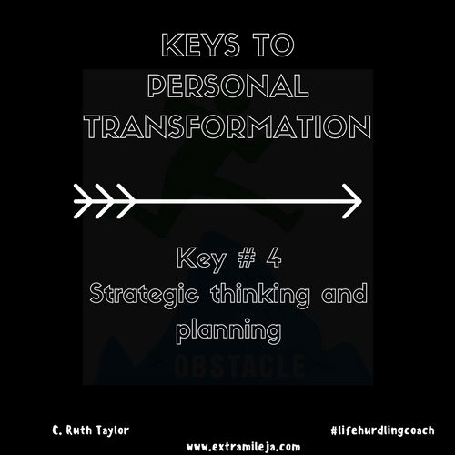 Keys to Personal Transformation Part 4 of 7