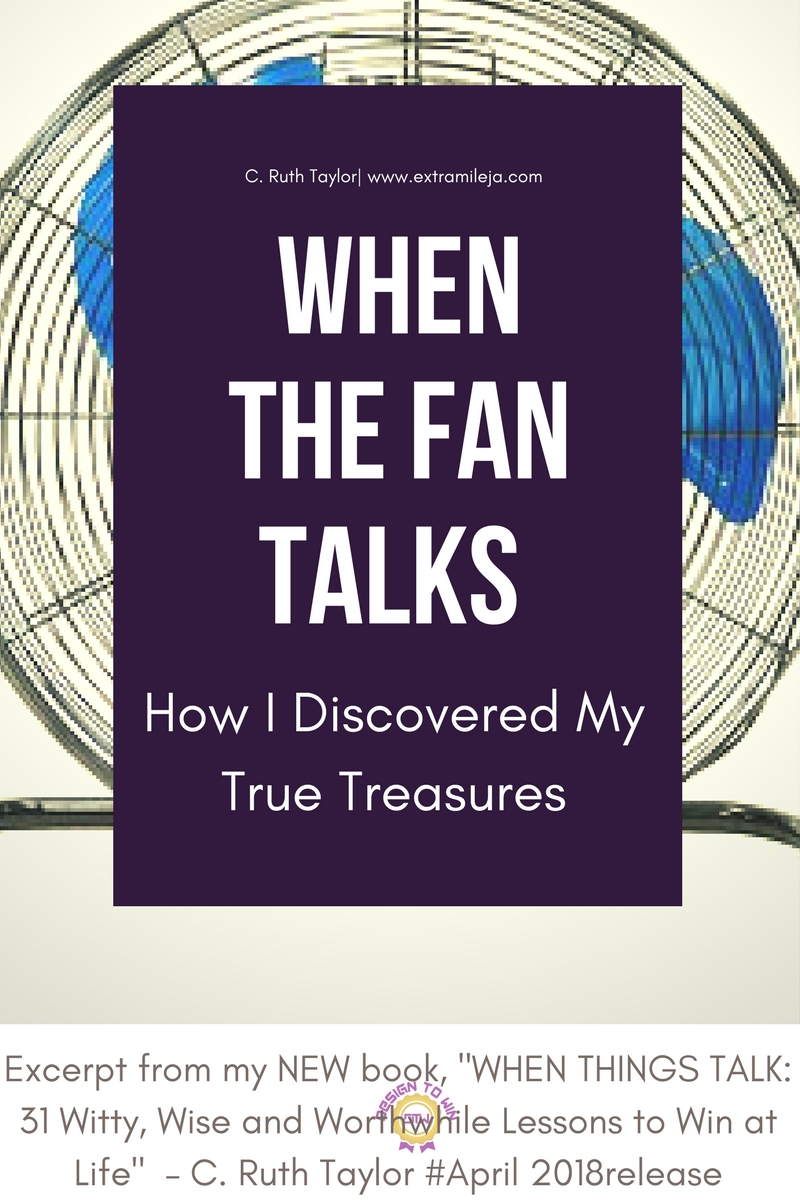 WHEN FANS TALK: How I Discovered My True Treasures