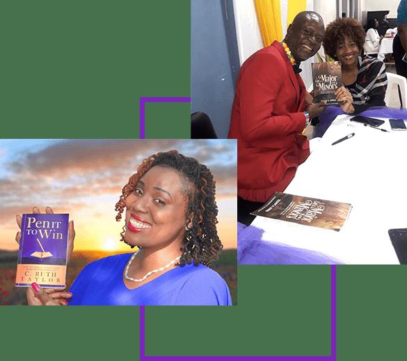 Teddy Jones' Book Launch
