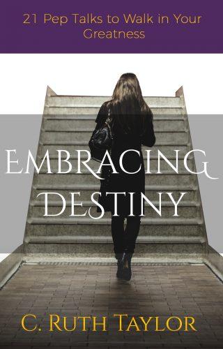 Embracing Destiny E Cover