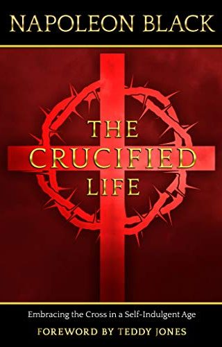 The Crucified Life Ecover